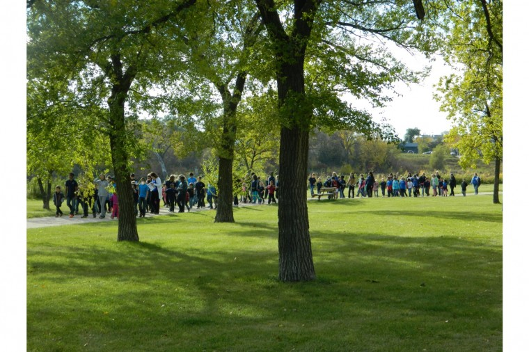 Terry Fox Walk 2015