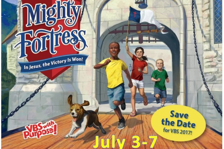 VBS Save the Date 2017